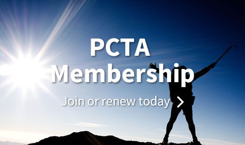 PCTA Membership, Join or renew today!