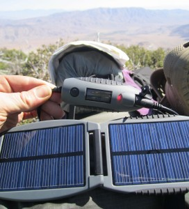 Powermonkey Solar Charger