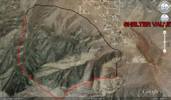 Banner Fire Map 5/25