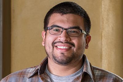 Headshot of Chris Mejia