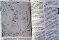 Wilderness Press PCT guidebooks.