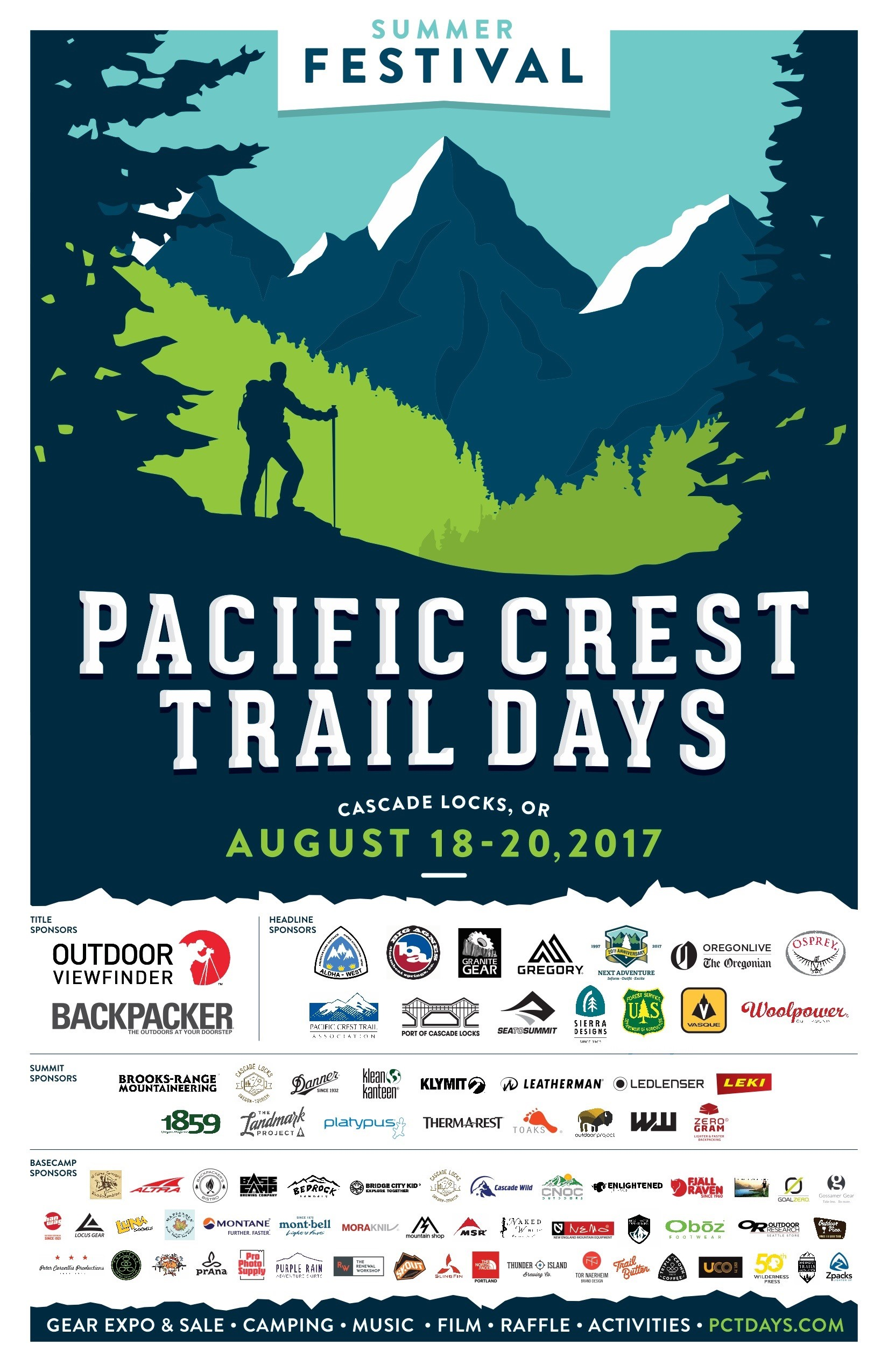 Pct Days August 18 20 2017 Pacific Crest Trail