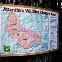 wildfire-closure