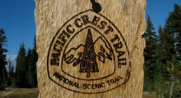 day and section hiking pacific crest trail association