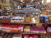Reds Meadow Store offers a resupply option near Mammoth.