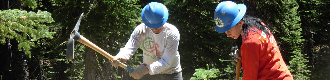 Tahoe Trail Skills College