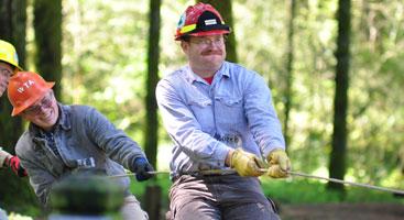 Trail Skills College. PCTA. Photo by Cynthia Higgins