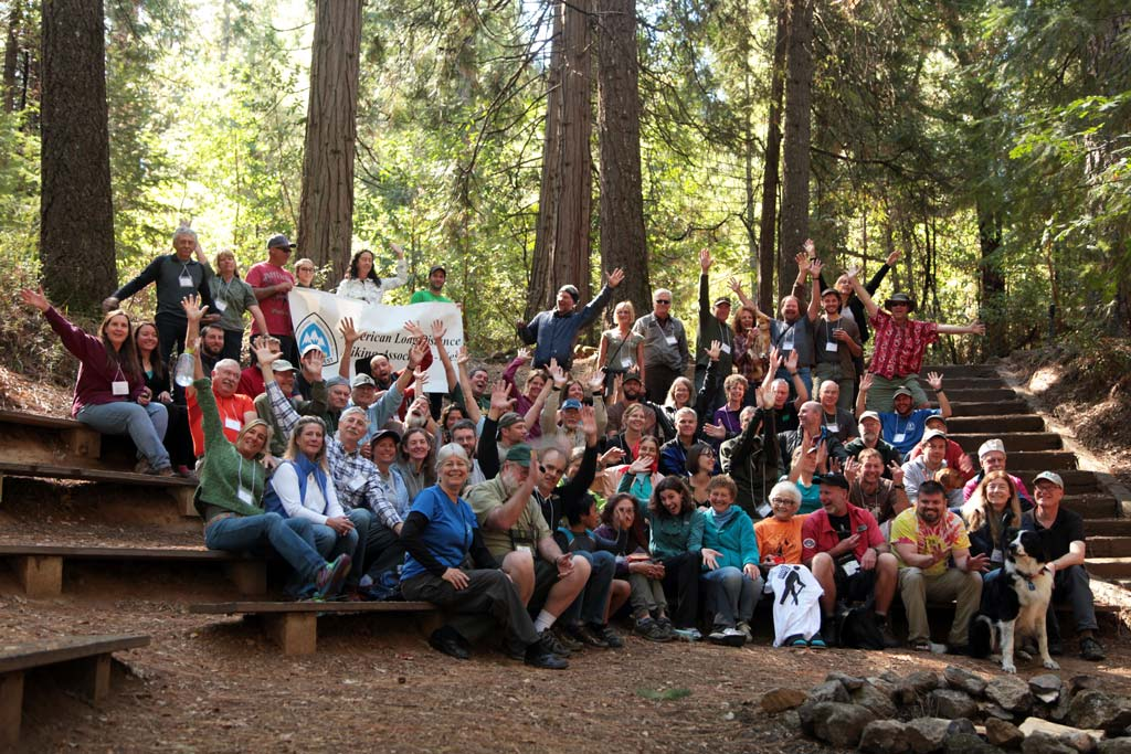 The amount of wilderness that this group has explored is incredible. Photo by Megan Michelson
