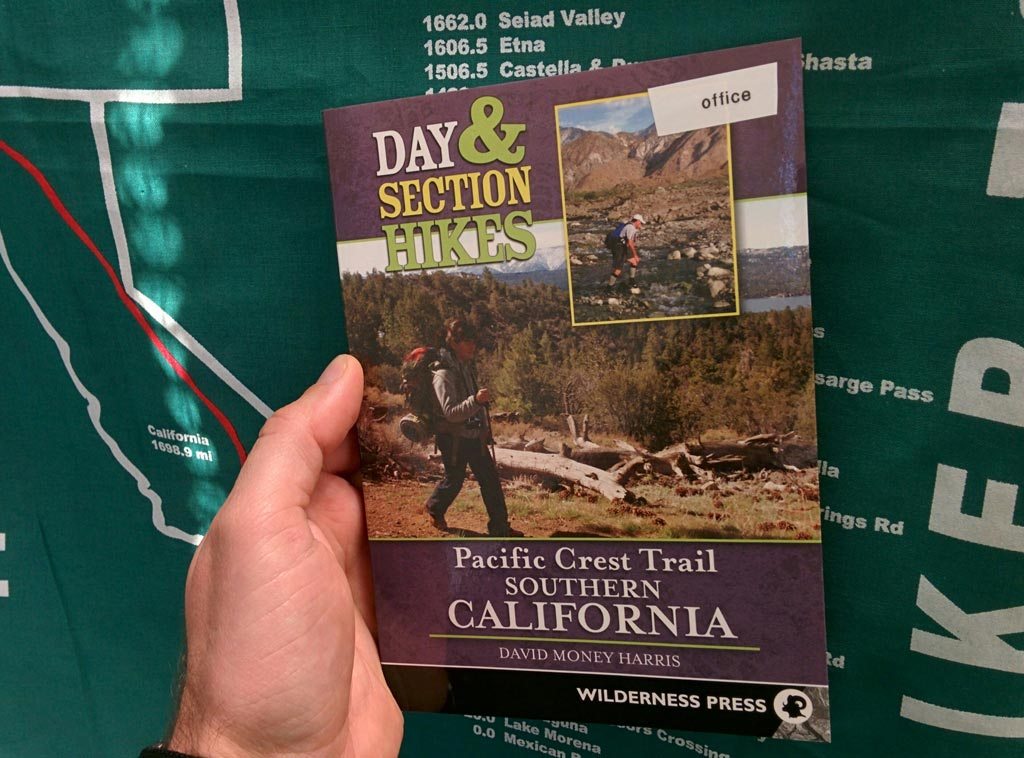 Open the world of day and section hiking on the PCT.