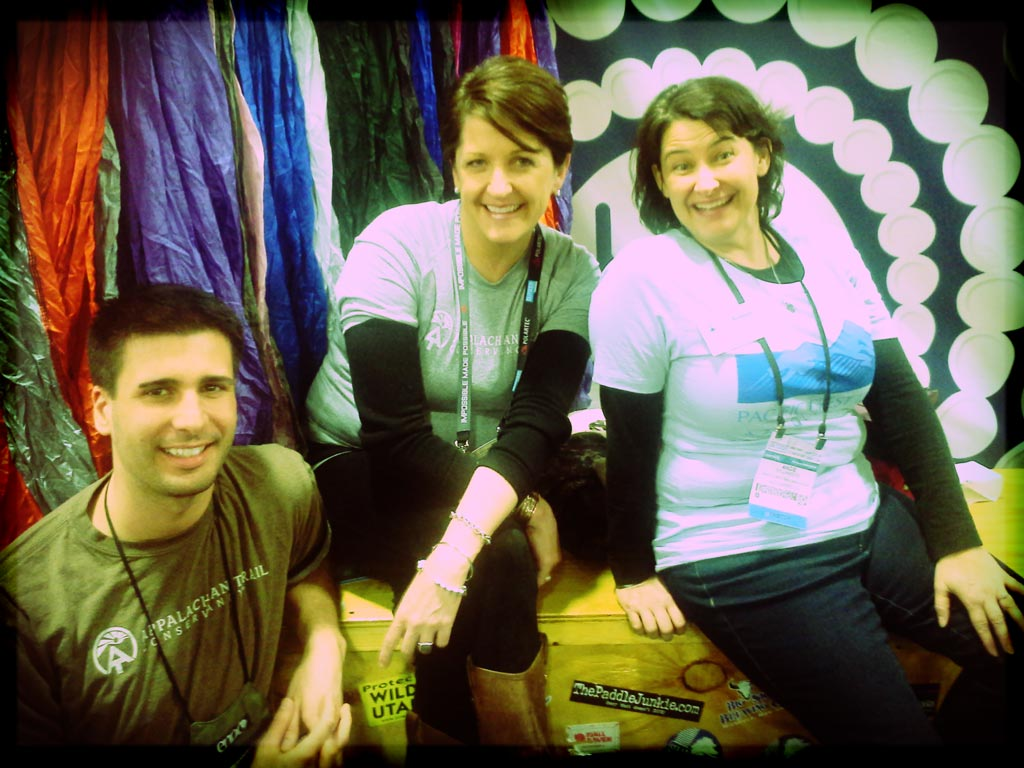 We're hanging out with the ATC at the ENO Hammocks booth! Come enter the raffle!