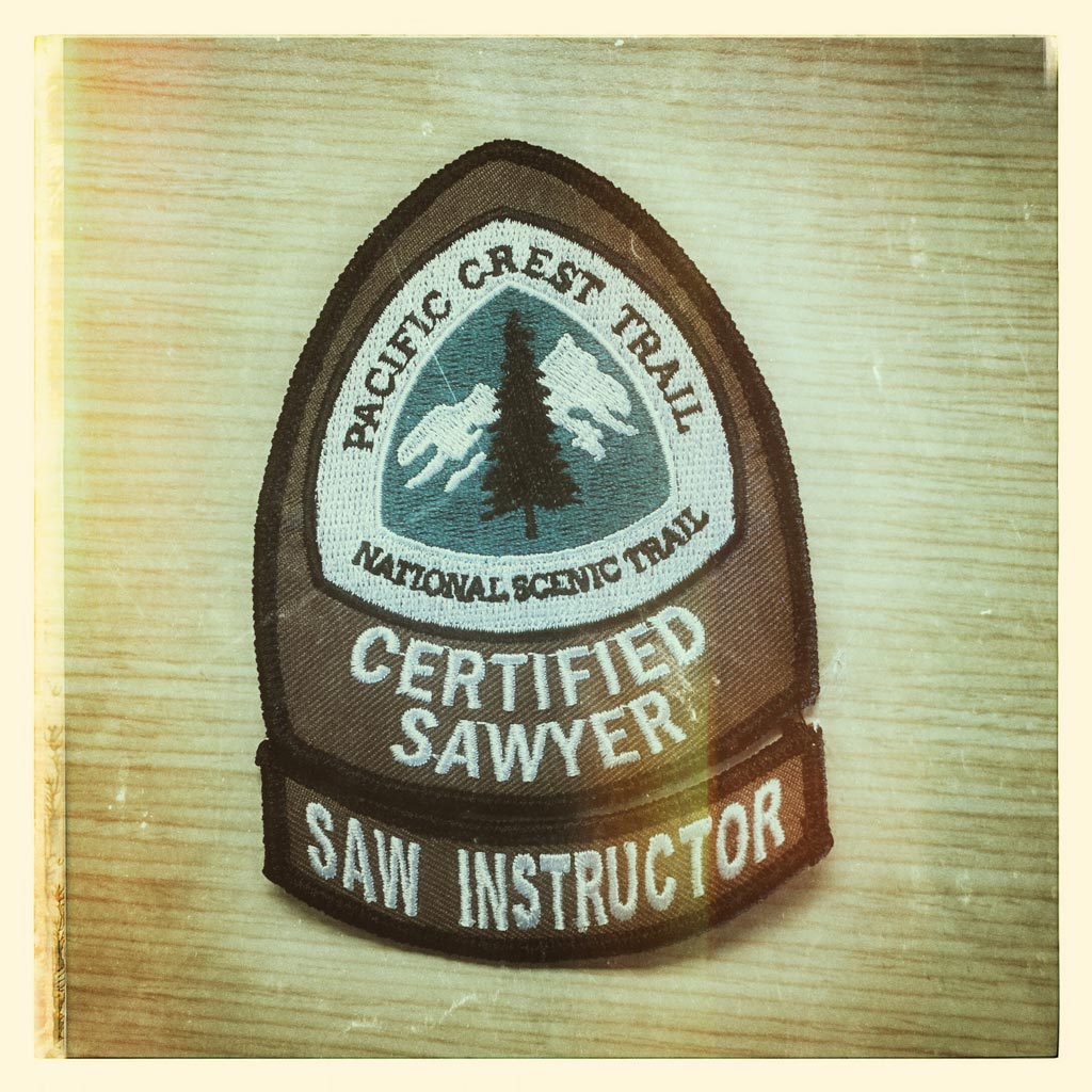 Pct Certified Sawyer Patches Arrived And Theyre Very Cool Pacific