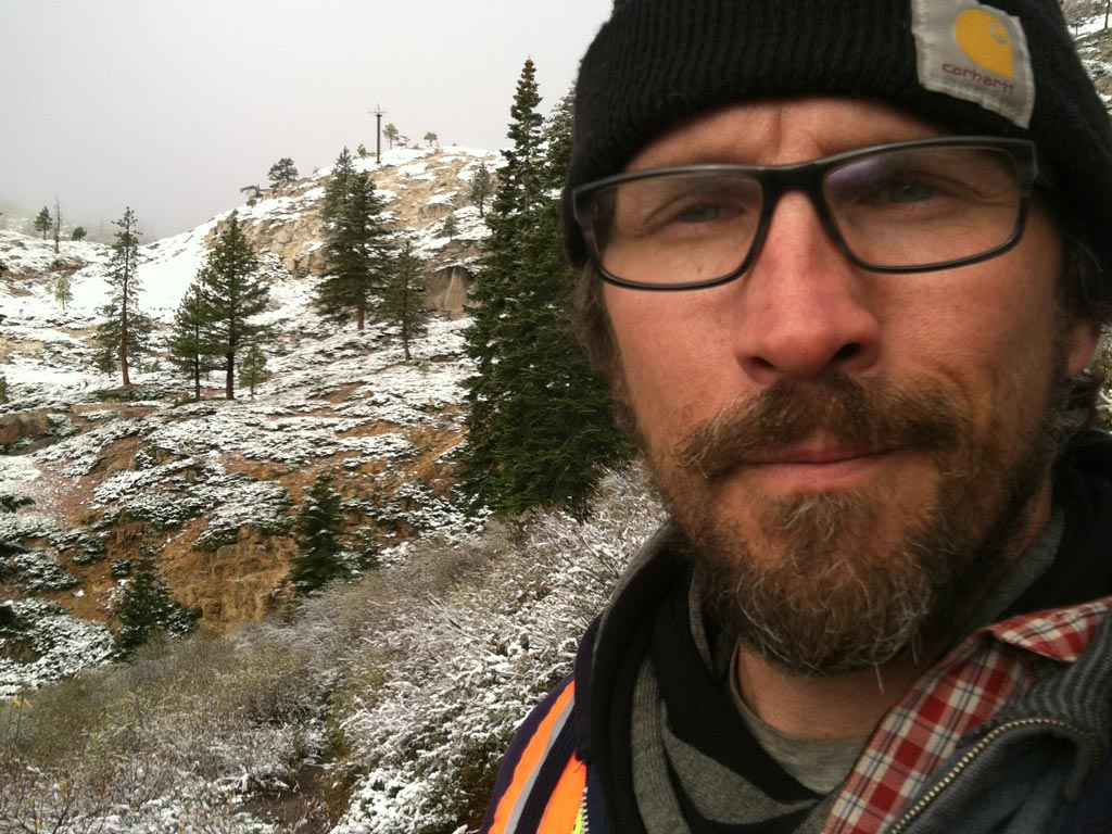 PCTA's Andrew Fish is an amazing capable trail guy.
