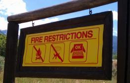 firerestrictionssign
