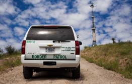 A common sight in San Diego County. [photo: Customs and Border Protection]