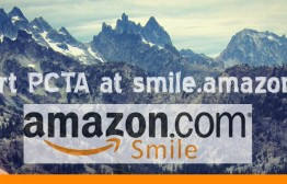 Thanks for signing up for smile.amazon.com and supporting PCTA every time you make a purchase!