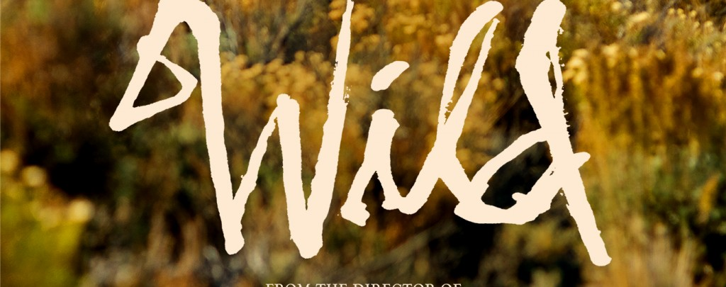 WILD movie poster
