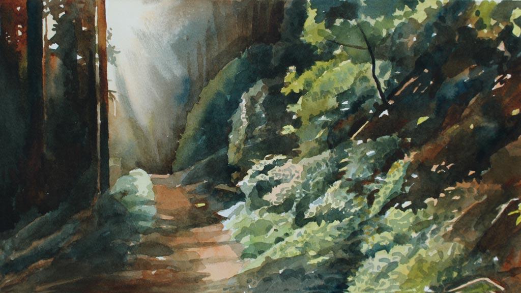 Susan Abbott - mt.adams.wilderness.washington