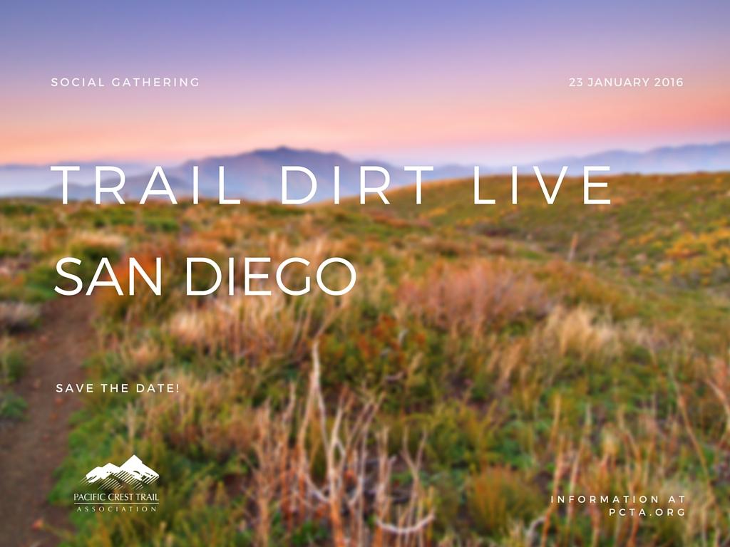 trail dirt live san deigo 2016