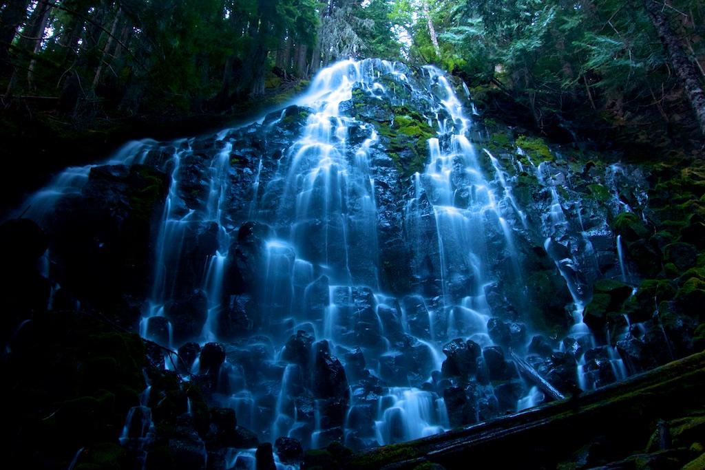 Ramona falls. Oregon