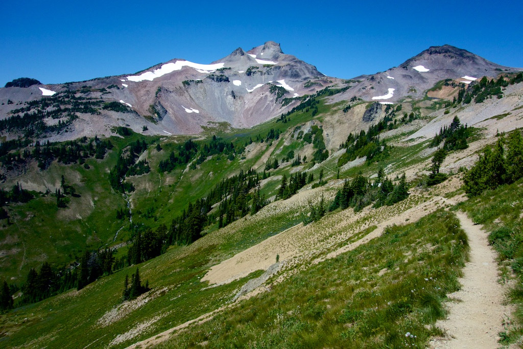 Goat Rocks Wilderness. Washington State