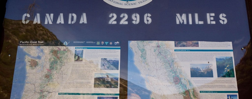 What's the true length of the Pacific Crest Trail? It's a good question. Photo by: http://ethanandrewphotography.com/