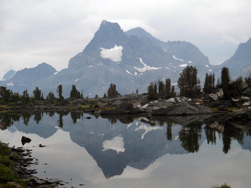 Banner Peak.