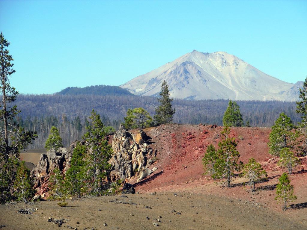 Lassen Peak.