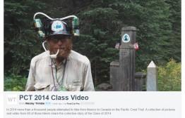 PCT Class of 2014 video - Wesley Trimble