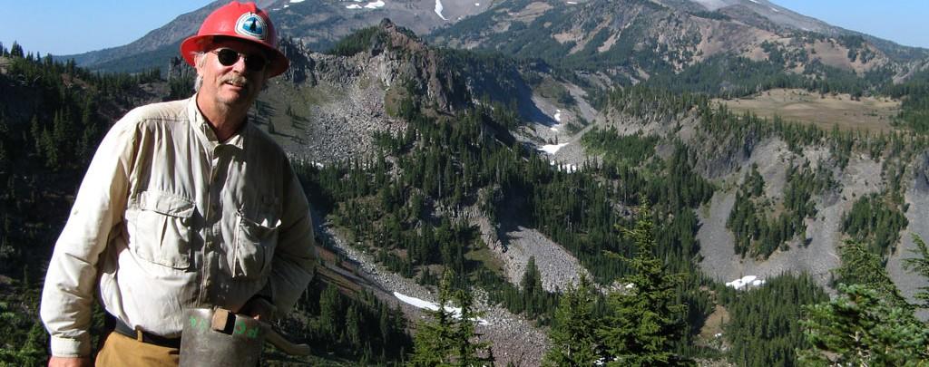 Bill Carpenter, champion for the Pacific Crest Trail.