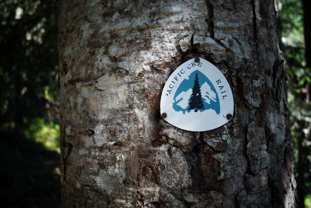 Pacific-Crest-Trail-sign