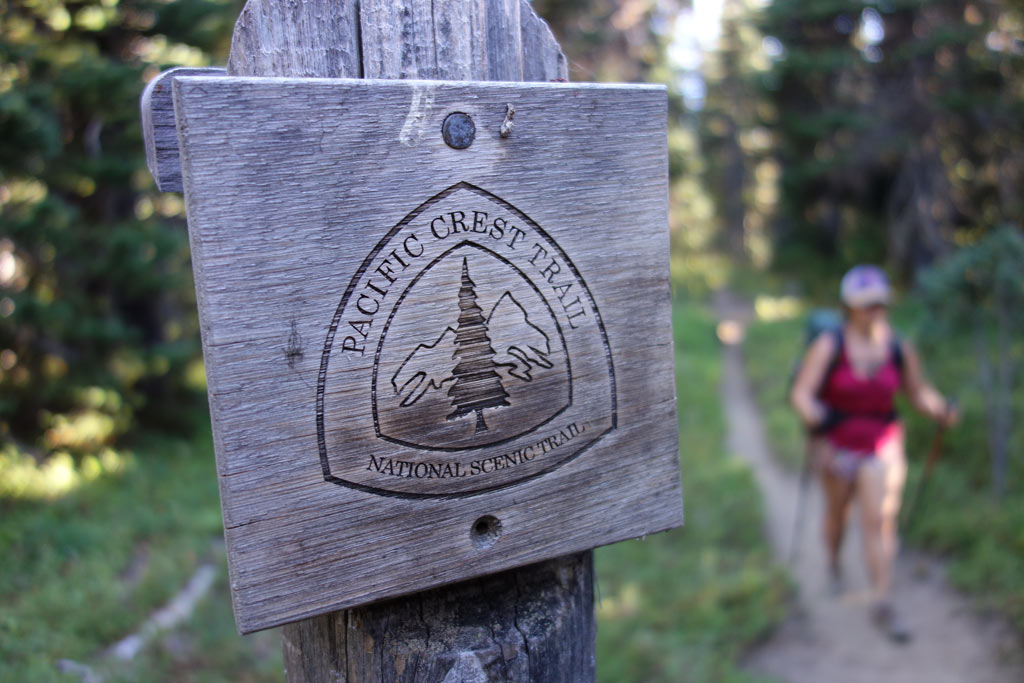 pacific-crest-trail-sign-hiker