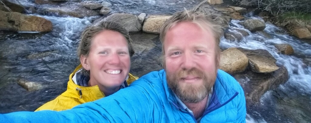 Bill and Jennifer Anders raised more than $1,900 on their thru-hike of the Pacific Crest Trail as part of the wonderful mYAMAdventure program.