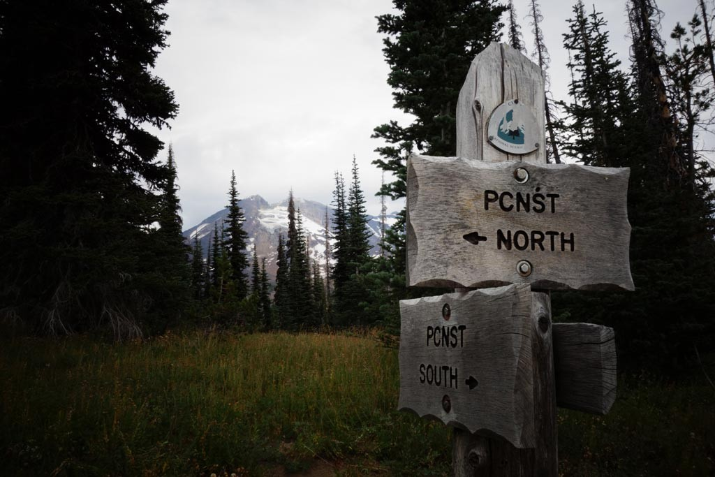 Southbound thru-hike information for the Pacific Crest Trail.