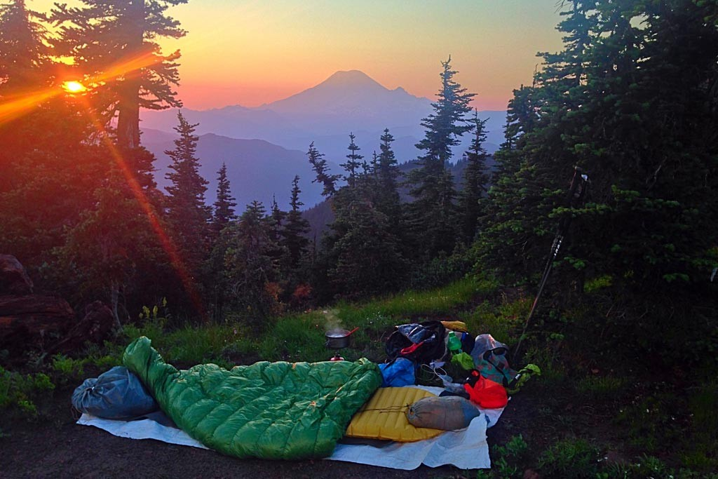 A quiet home for the night. Photo by Steven Shattuck.