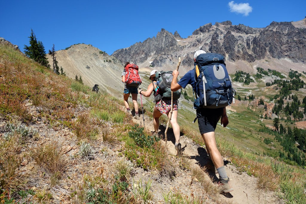How many people hike the Pacific Crest Trail? It's a great question!