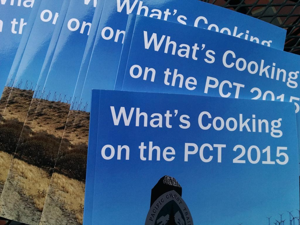 What's cooking on the PCT.
