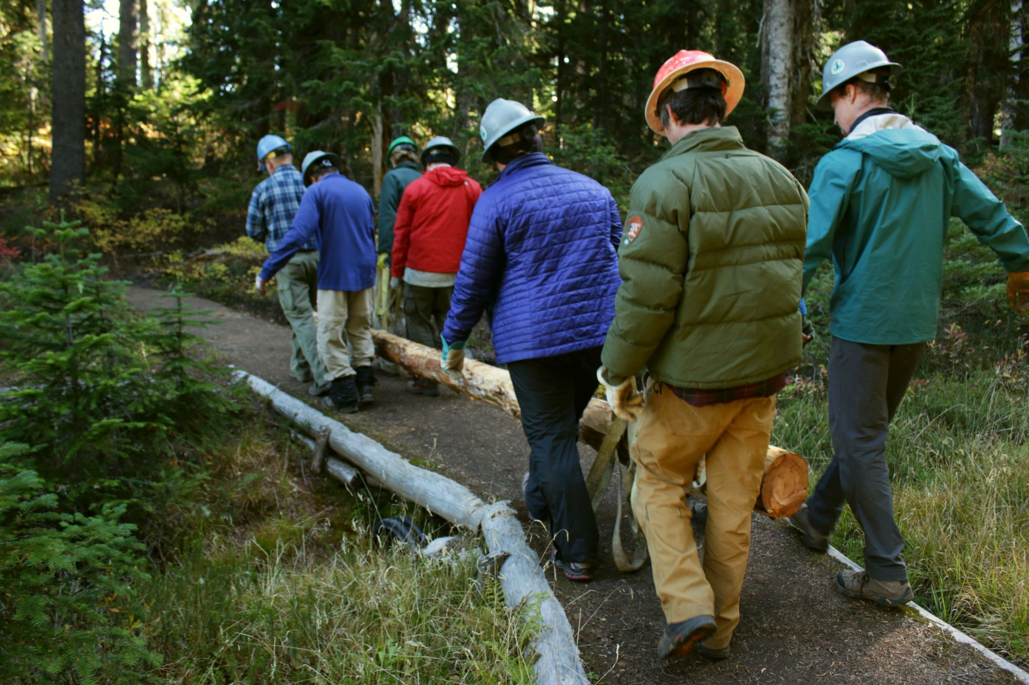 North Cascades Trail Skills College - Pacific Crest Trail