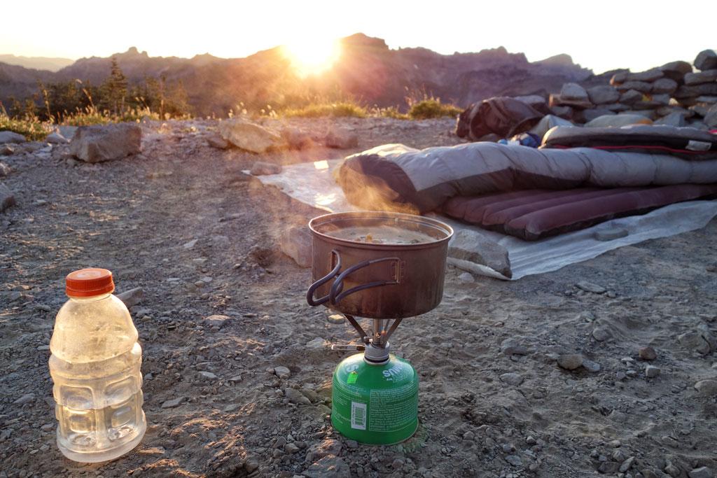 great-pct-campsite