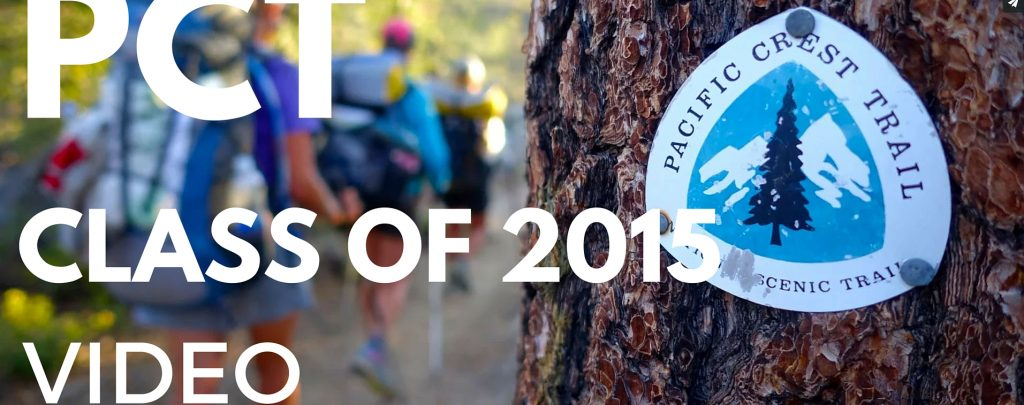 PCT Class video 2015 - watch the PCT Class of 2015 video
