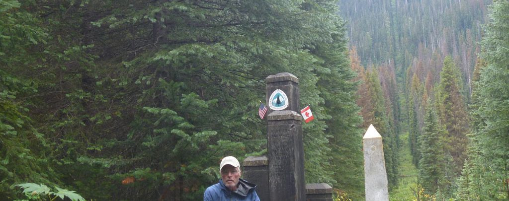 The achivement of a lifetime. Sitting at the northern terminus of the Pacific Crest Trail. Thinking about section-hiking? Do it!