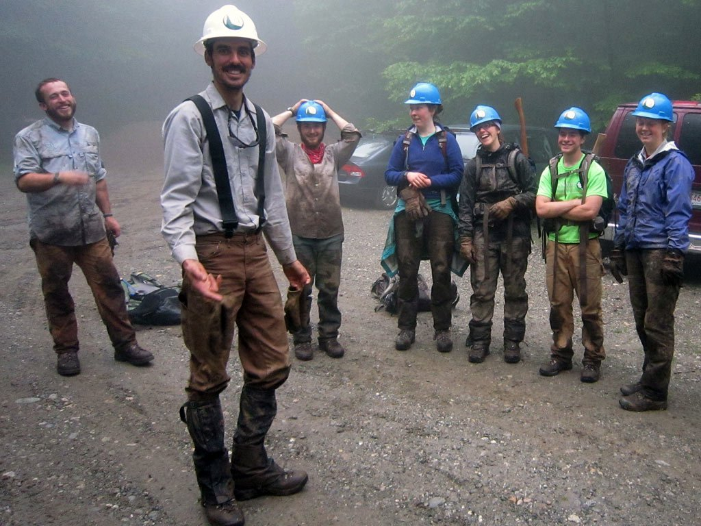 Thanks to the fantastic volunteers and corp crews who joined me on the PCT.