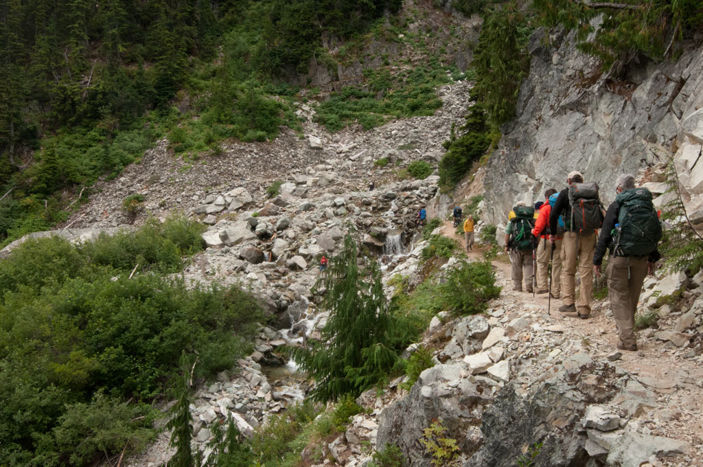 a-group-hiking-the-pacific-crest-trail