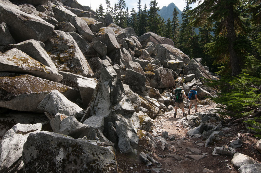 trail-passing-through-a-boulder-field