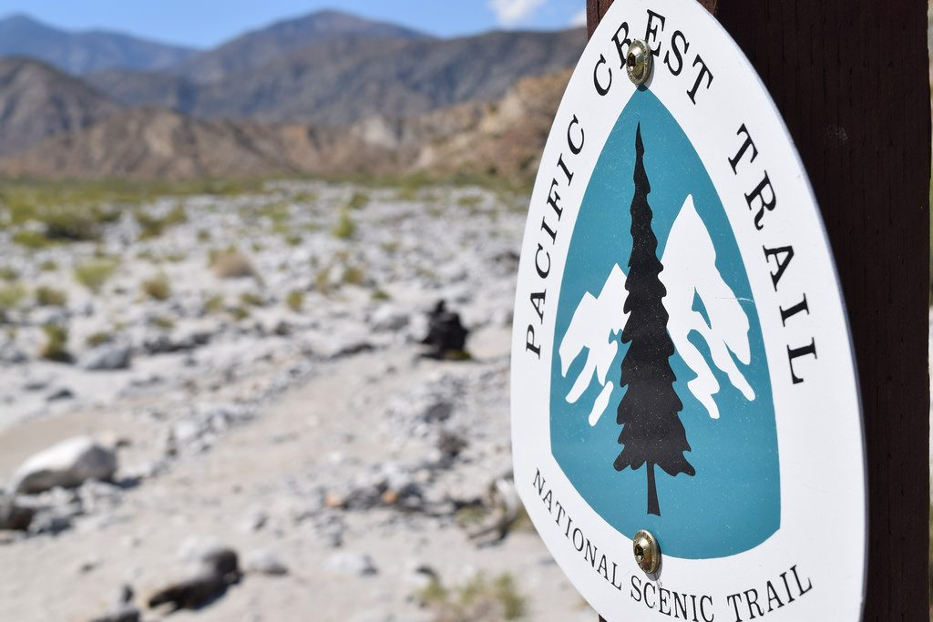 Please know how to navigate with a map and compass before you head to the PCT. Photo by Manny Forge