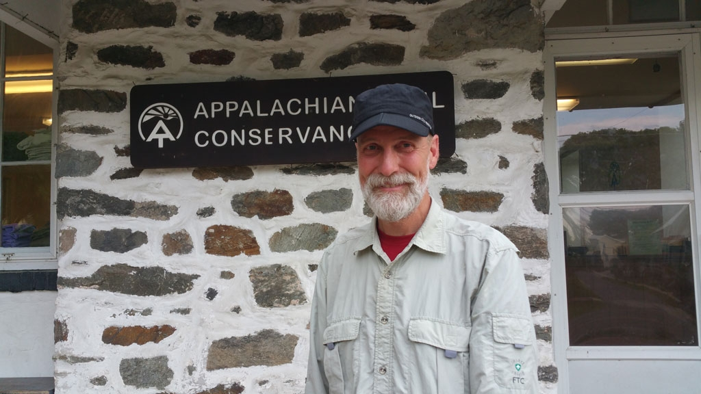 Appalachian Trail Conservancy headquarters in Harpers Ferry, West Virginia.