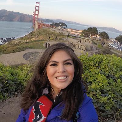 P3 Hiker Heather Diaz