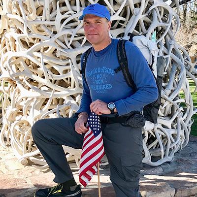 P3 Hiker J.J. King