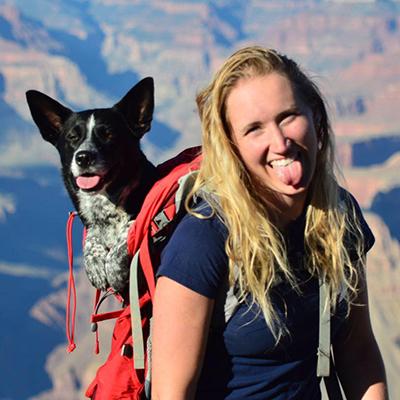 P3 Hiker Anna Machowicz