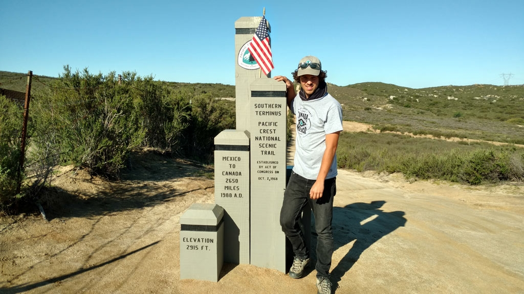 PCT Southern Terminus Host