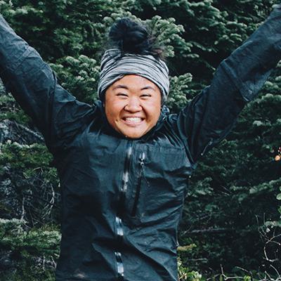 P3 Hiker Karen Wang
